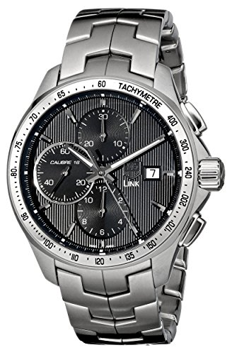 (TAG Heuer Men's CAT2010.BA0952 Link Stainless Steel Watch)