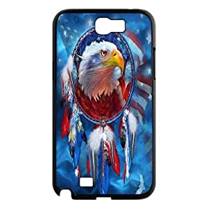 High Quality Phone Back Case Pattern Design 1Flying Eagles- For Samsung Galaxy Note 2 Case