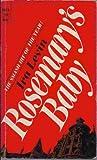 Rosemary's baby; a novel.