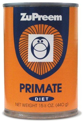 ZuPreem Primate Diet, 15 oz - 24 Pack by ZuPreem