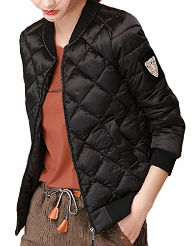 Quilted Long Coat - 3