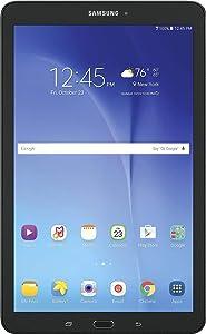 """Samsung Galaxy Tab E 9.6"""" (1280 x 800) Resolution - Qualcomm APQ Quad-Core Processor, 1.5GB Memory, 16GB ROM, Android 5.1, 5MP Rear-Facing Camera, Bluetooth 4.0"""
