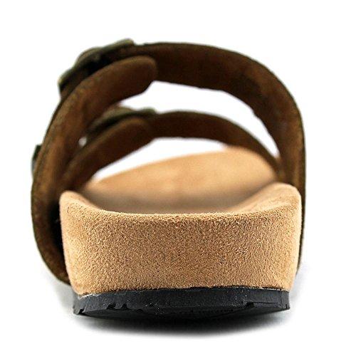 Brown Dress Sandal Suede Women's Minnetonka Gypsy Dusty wqBng