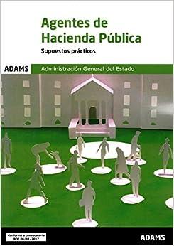 Supuestos Prácticos Agentes De Hacienda Pública por Vv.aa epub