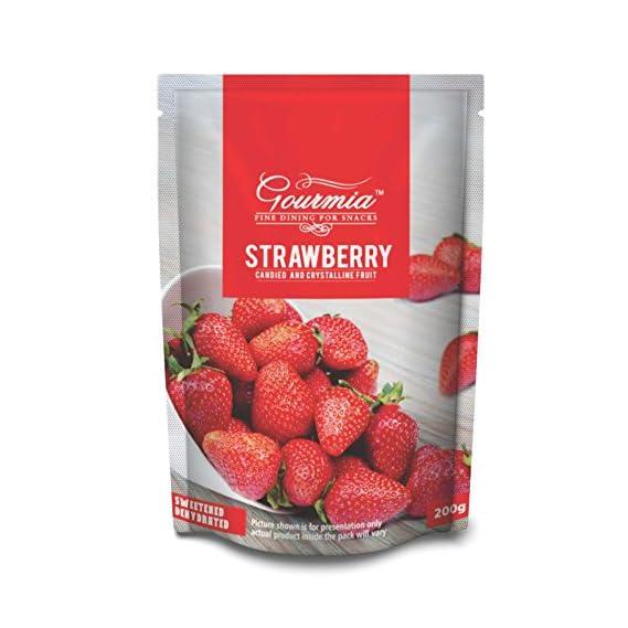 Gourmia Dried Strawberry 200g