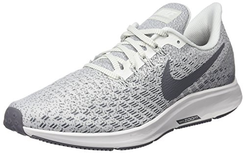 Nike Mens Pegasus 35 Running Shoes Phantom/Summit White/Gunsmoke 8.5