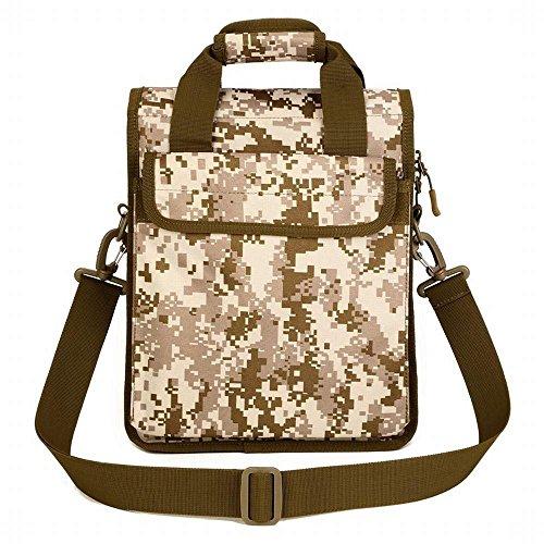 6 Kai material libre hombro bolso de de de camuflaje aire impermeable bolso militar táctico Desierto colores vertical Digital bolso deportes total hombro al Hung 7tdqwxFF