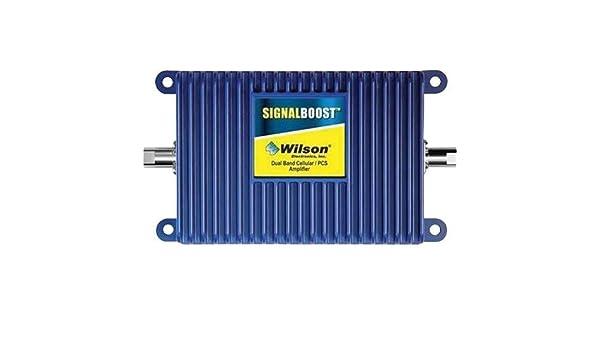 Wilson Electronics 811710 amplificador señal de TV: Amazon.es: Electrónica