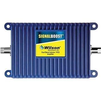 Wilson Electronics 811710 amplificador señal de TV - Amplificador de señal de TV (FME Male