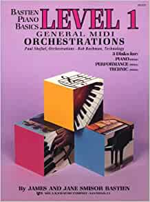 bastien piano books level 1 pdf