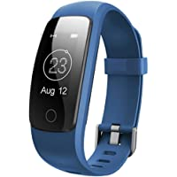 Willful Fitness Tracker Orologio Cardiofrequenzimetro Smartwatch IP67 Donna Uomo
