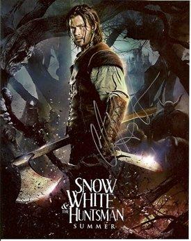 Chris Hemsworth Snow White & the Huntsman Signed In-person 8x10 (Chris Hemsworth In Snow White And The Huntsman)