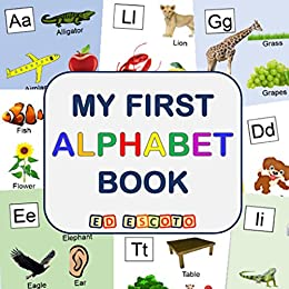 My First Alphabet Kindle