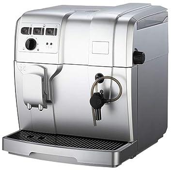 Tipo de máquina automática de café Bomba tanque 1.5 L Capacidad Negro/Blanco: Amazon.es: Hogar