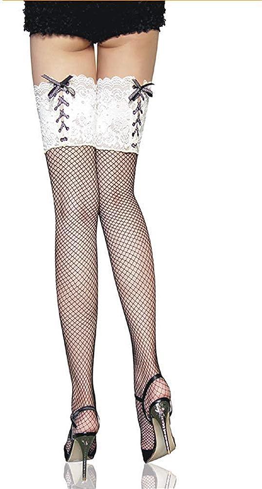 Femme taille unique Toosexylingerie Bas autofixants