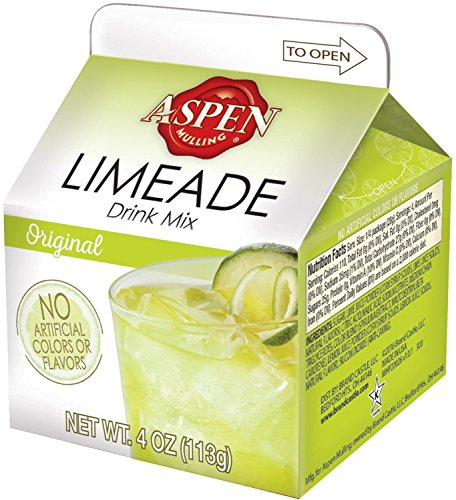 Aspen Mulling Limeade Drink Mix