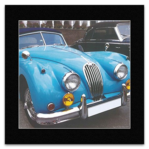 British Classic Cars - Jaguar XK 140 1956 Mini Poster for sale  Delivered anywhere in Canada
