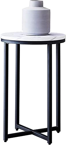 Modern Round Accent Table