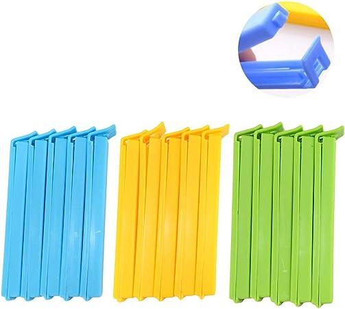 Food bag Storage Clips Freezer /& Fridge Bag Sealing Clip IKEA Bevara 30
