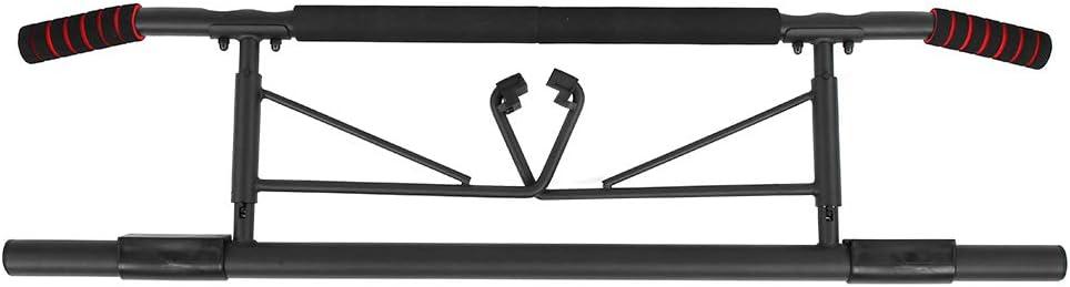 Wakects - Barra de dominadas multifunción, barra para dominadas, entrenamiento de espalda, hasta 150 kg, 100 x 26 x 34 cm