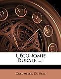L'Économie Rurale... ..., Du Bois, 1273437101