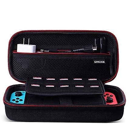 Amazon.com: Dpowro - Funda de transporte para Nintendo ...
