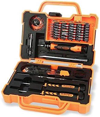 LilyAngel 携帯電話修理工具精密ドライバーセット47-in-1多機能ドライバーセット
