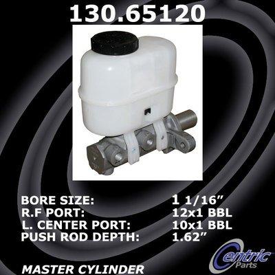 Centric 130.65120 Brake Master Cylinder