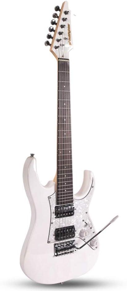 Miiliedy D-120R Student Electronic Guitar Set Práctica para ...