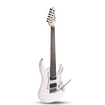 Miiliedy D-120R Student Electronic Guitar Set Práctica para principiantes Rendimiento profesional Guitarra eléctrica Exquisito Compacto Más adecuado para ...