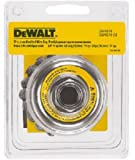 DEWALT DW4910 3'' x 5/8''-11 Knotted Wire Cup Brush- Quantity 11