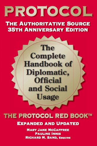 Protocol 35Th Anniversary Ed