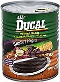 Goya Foods Ducal Refried Black Beans, 29-Ounce (Pack of 12)