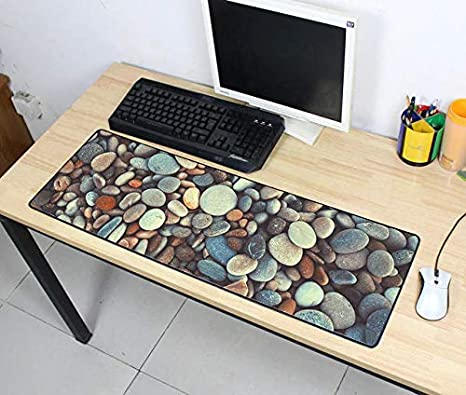 Amazon.com : Painting Anti-Fray Cloth Gaming Mouse Pad ...