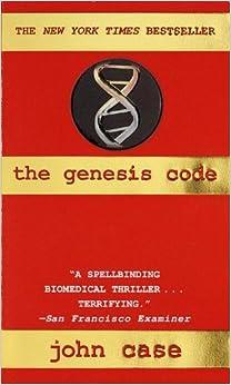 Book By John Case The Genesis Code [Mass Market]