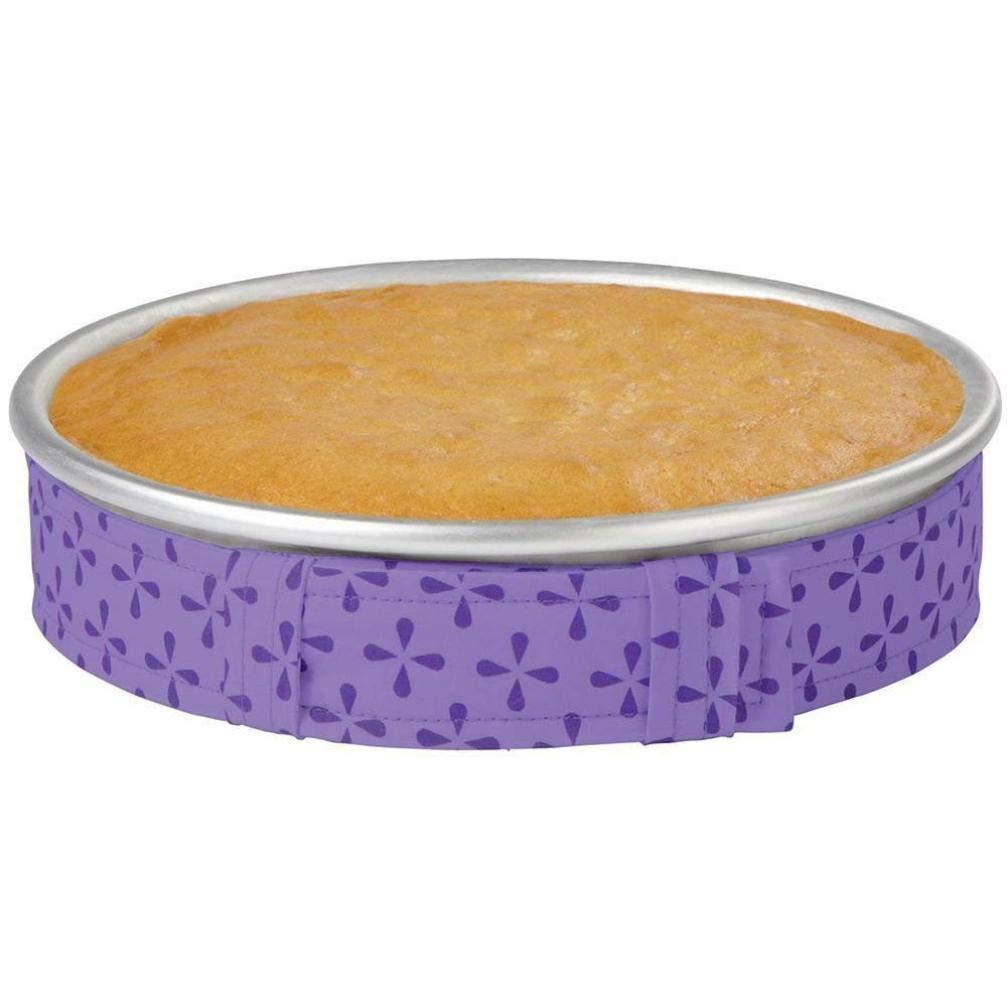 Fenebort Cake Pan Strips Bake Even Strip Belt, Baking Cake Mold Baking Tray Protection Strap Strip Level Cake Baking Tool