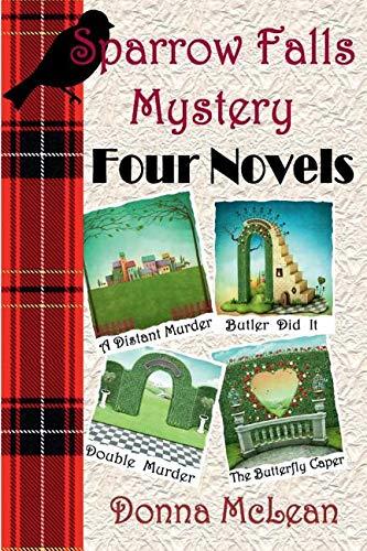 Download Sparrow Falls Mystery Box Set Novels 1 - 4: Sparrow Falls Mystery: Four Novels pdf epub