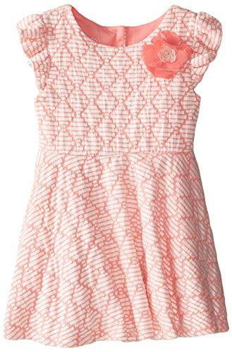 orange knit dress - 7