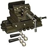 "Product review for Universal 4"" Cross Slide Drill Press Vise"
