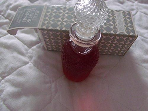 Vintage Avon Flavor Fresh Breath Freshener Apothecary Decanter 6 Fl - Avon Decanter