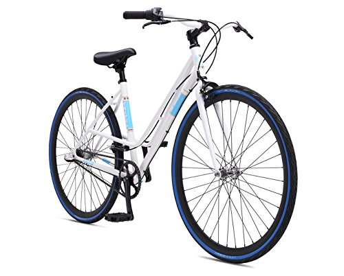DIOKO 20 inches Cruiser Folding Bike with basket Pistache -