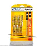Jackly JK-6066-B 33-in-1 Jackly 6066-B Screwdriver Tool Kit for Mobiles, PDA, Laptop