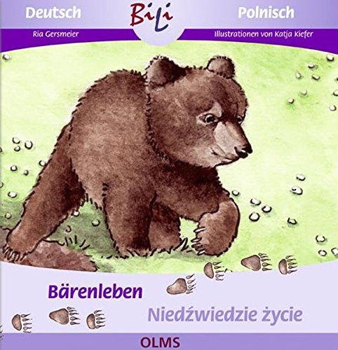 brenleben-niedwiedzie-ycie-deutsch-polnische-ausgabe-bili-zweisprachige-sachgeschichten-fr-kinder