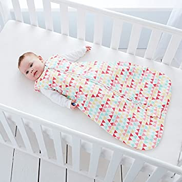 The Gro Company Rouge Zig Zag Travel Grobag Baby Sleeping Bag 18-36 Months 2.5 Tog