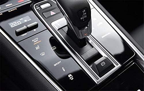 センター コントロール ギア フィルム 保護 リム「ポルシェ・パナメーラ Porsche Panamera 二代目 2017-2018」に適合 Autozone