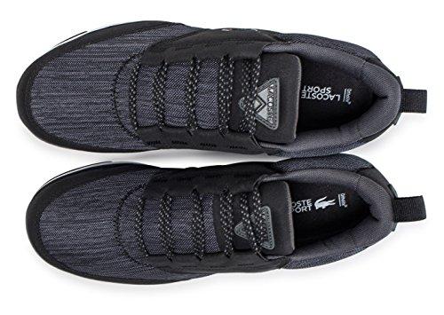 Lacoste Ight L 317 Black Negro 5 Blanco 5r54Rxqfw