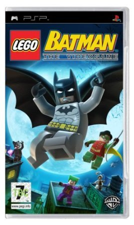 Lego Batman (PSP) [UK IMPORT]