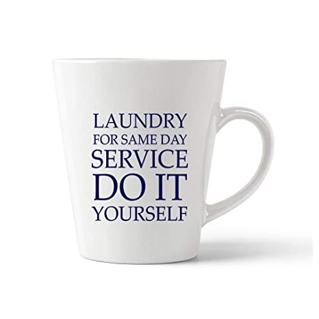 Amazon Com Navy Laundry For Same Day Do It Yourself 2 Ceramic