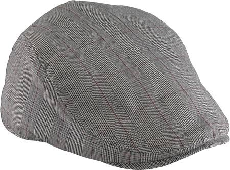 Henschel Duckbill Plaid Ivy Scally Cap 3 Point Summer Flat Driver Hat 6016
