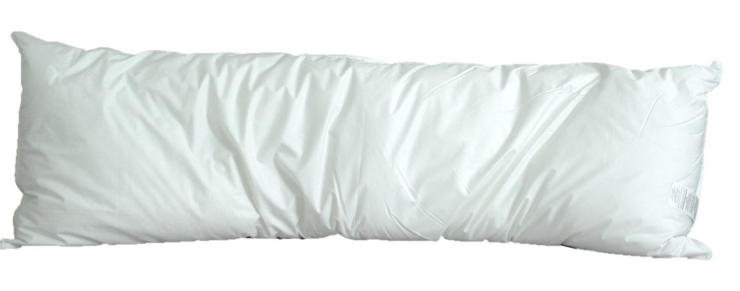 "Pillowtex Down Alternative Body Pillow (20"" x 72"")"